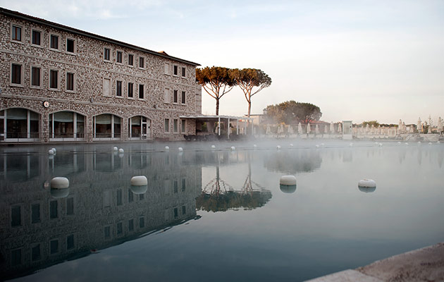 Terme di Saturnia Spa and Golf Resort
