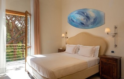 Junior Suite Lato Parco