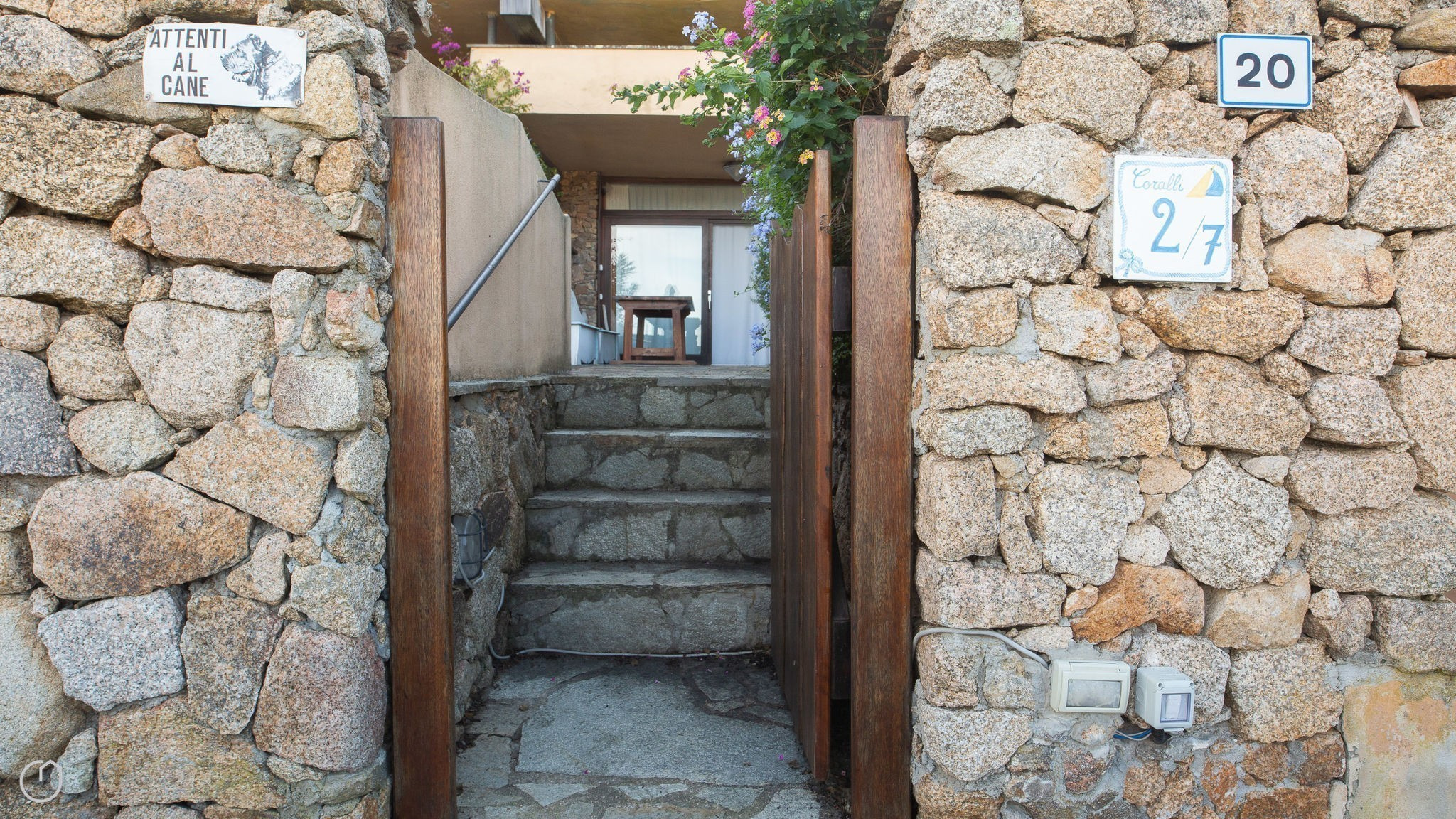 Località Portisco - Casa Coralli