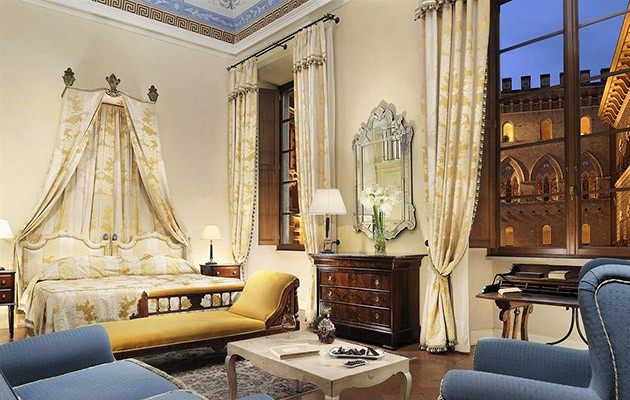 Grand Hotel Continental Siena 5 Star Luxury Hotel In Tuscany