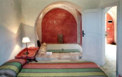 Suite Don Ferdinando avec bain remous