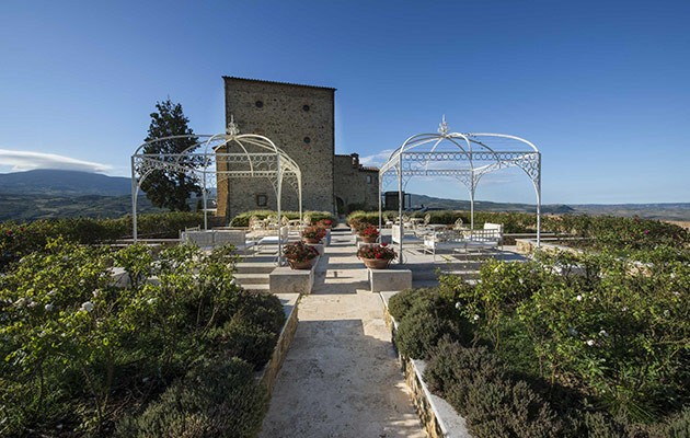 Castello di Velona Resort, Thermal SPA and Winery