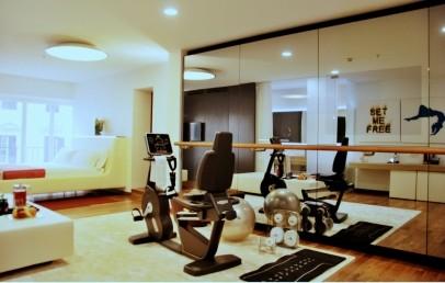 Fitness Junior Suite