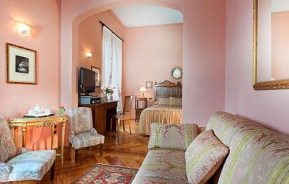 Junior Suite Villa Terrasse Seeblick