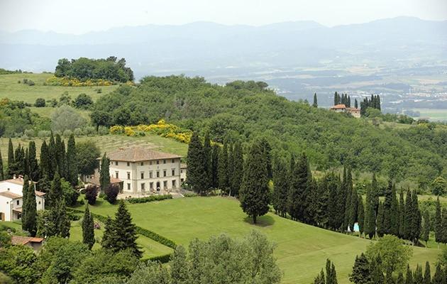 Villa Campestri Olive Oil Resort: Countryside Villas Vicchio, Tuscany