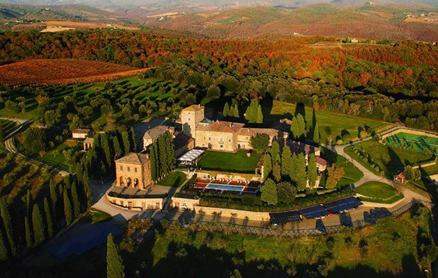 Borgo Scopeto Relais  U2013 Tuscany Countryside Holiday  U2013 Siena