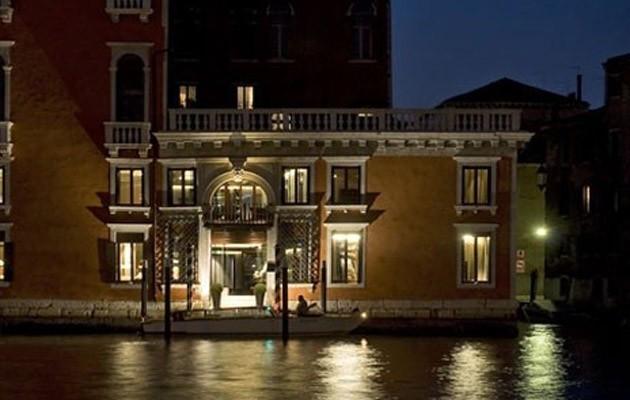 Palazzo Barbarigo sul Canal Grande