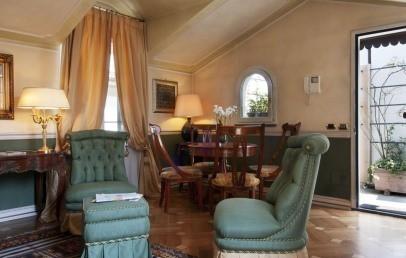 Palais Attic Suite