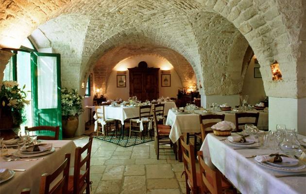 Masseria Il Frantoio Puglia