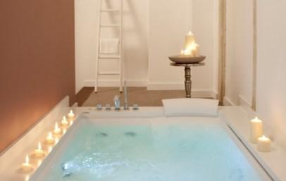 Mantatelure dimora esclusiva a lecce hotel 5 stelle nel cuore del salento - Idromassaggio in camera da letto bari ...