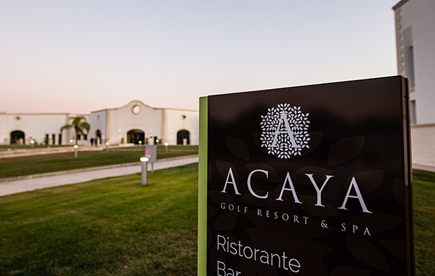 Acaya Golf Resort and Spa
