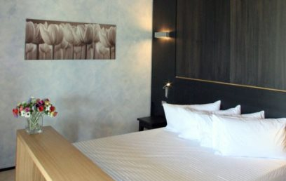Triple Deluxe Room with Terrace