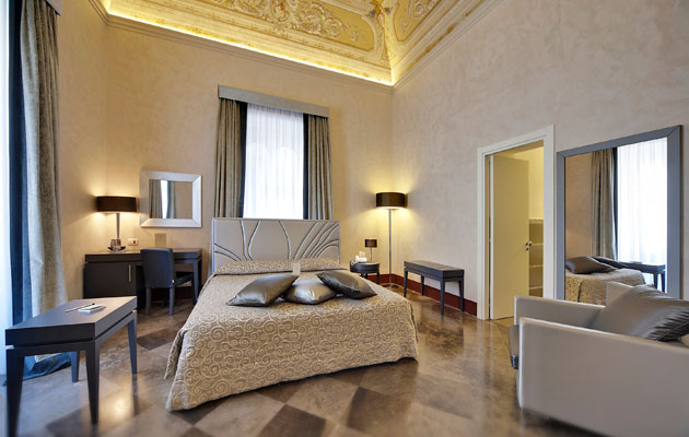 De Stefano Palace – Luxury Hotel