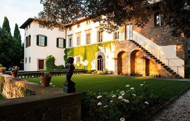 Villa di Piazzano - Historical Residence