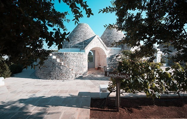 Nina Trulli Resort, Monopoli