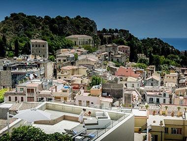 Boutique Hotels Near Taormina