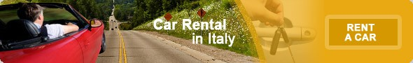 Car Rental in Italy