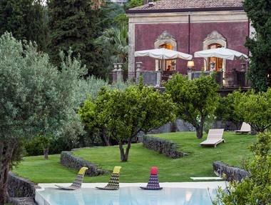 Boutique hotels sizilien charmante und design hotels auf for Design hotel sizilien