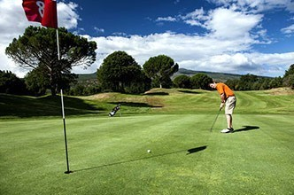 Golfhotels Sizilien